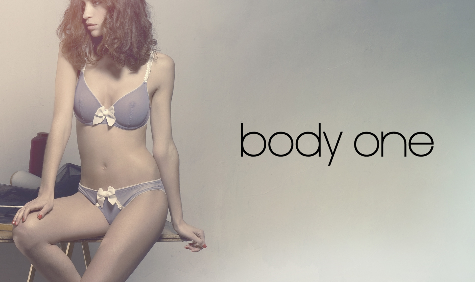 body one campaign 2009 2010 lingerie underwear frederic mercier fashion photographer one color