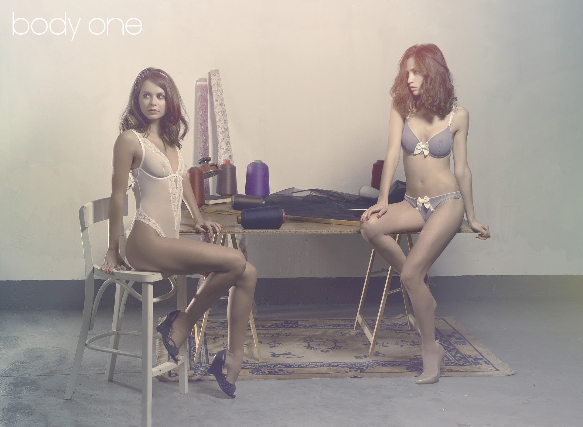 body one campaign 2009 2010 lingerie underwear frederic mercier fashion photographer one color