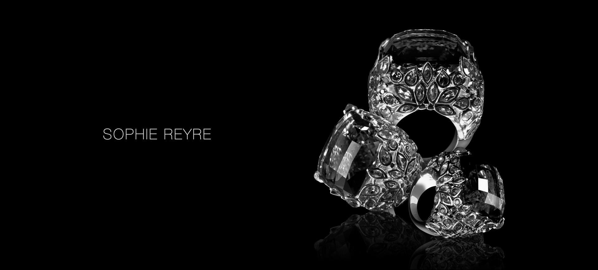 frederic mercier fashion photographer one color publicite objets produits packshot bijoux bague sophie reyre