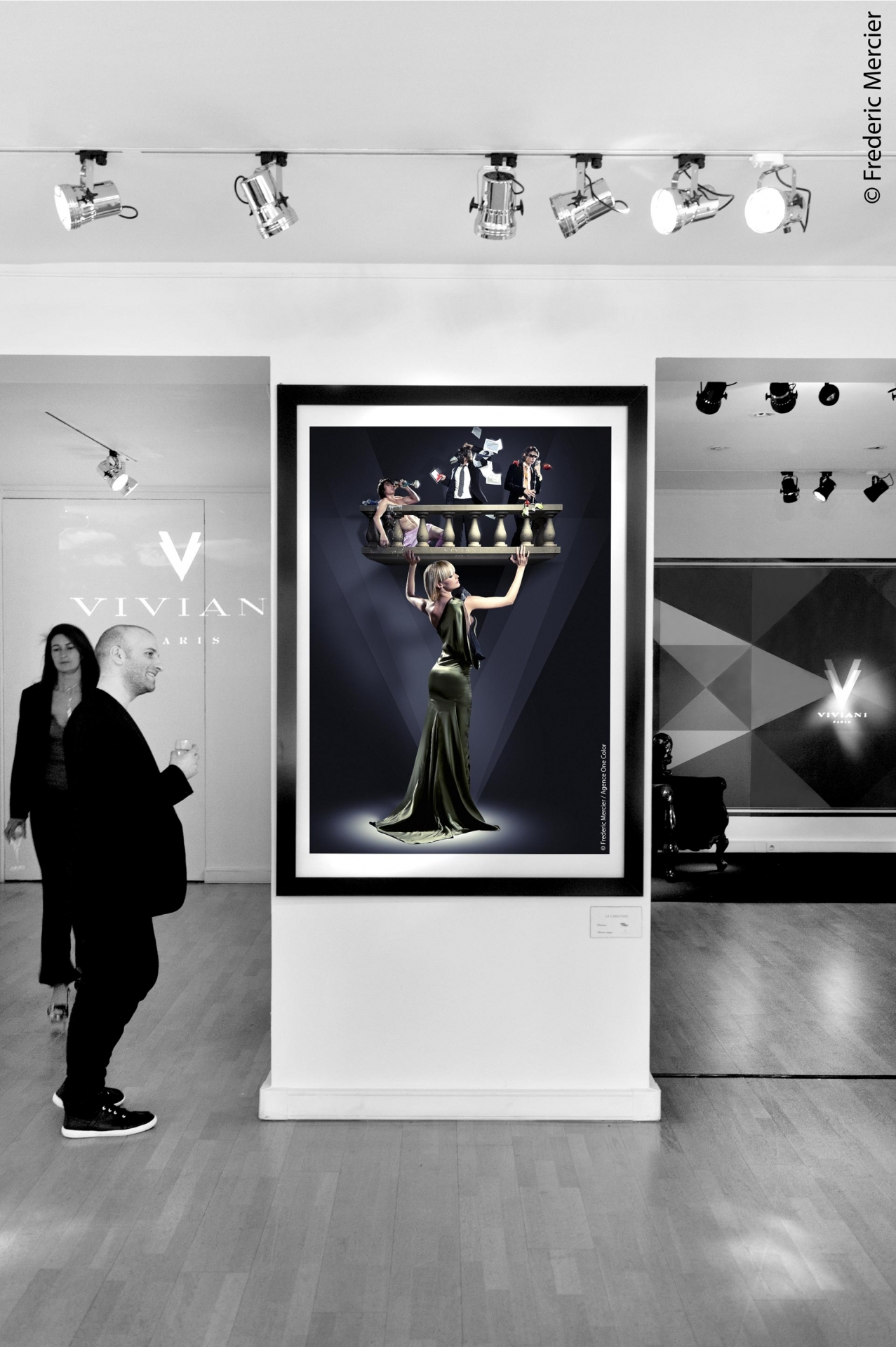 frederic mercier fashion photographer one color press expositions viviani paris