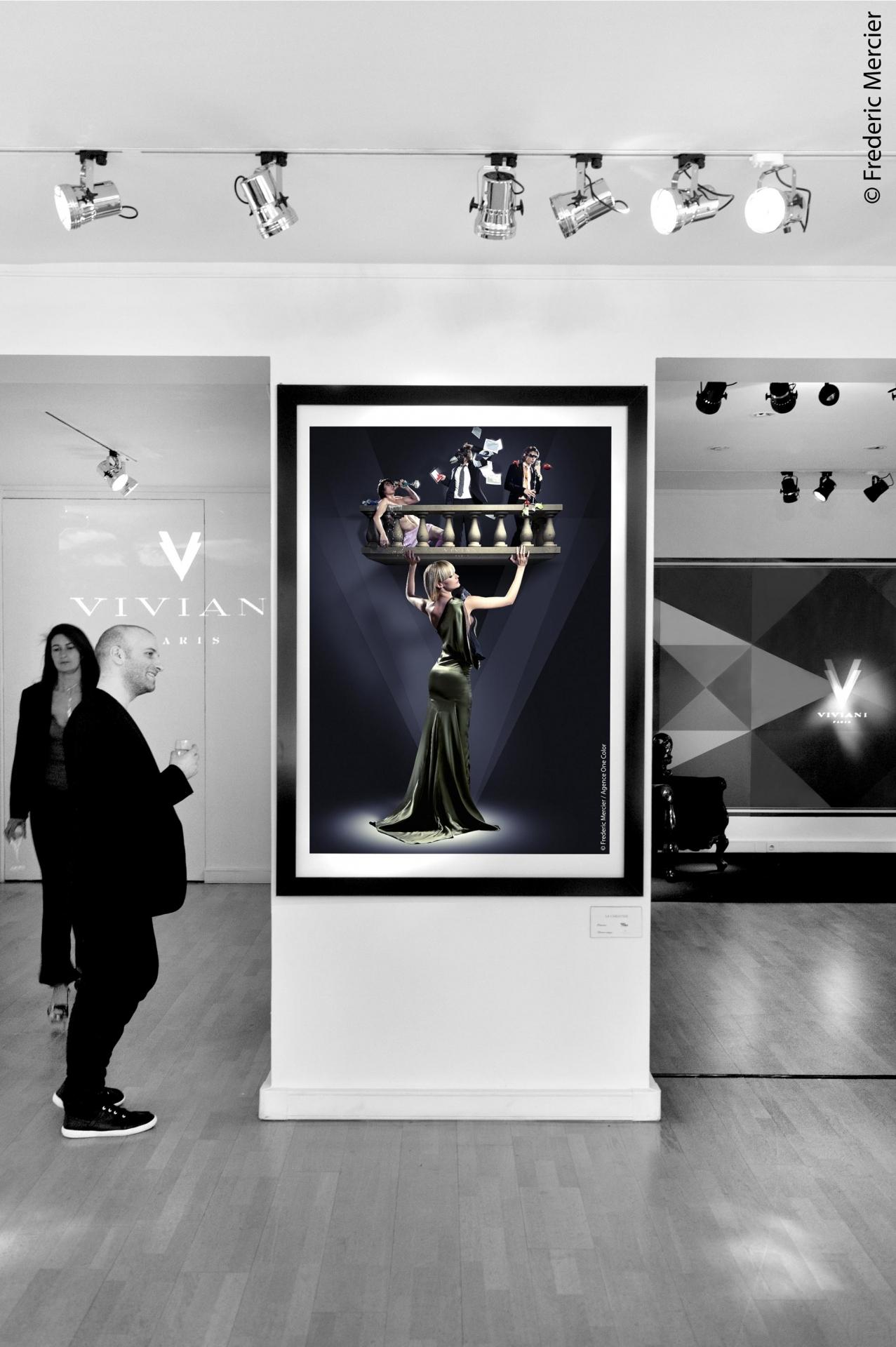 frederic mercier fashion photographer one color press expositions viviani paris