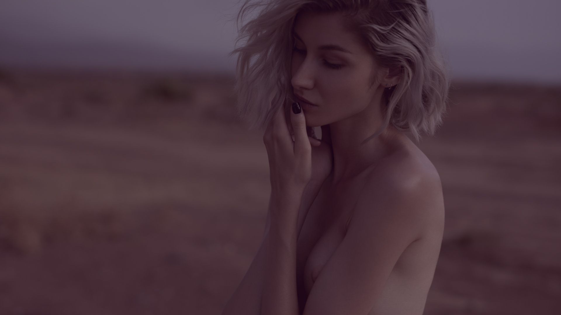 desert american wild nude frederic mercier photographer one color