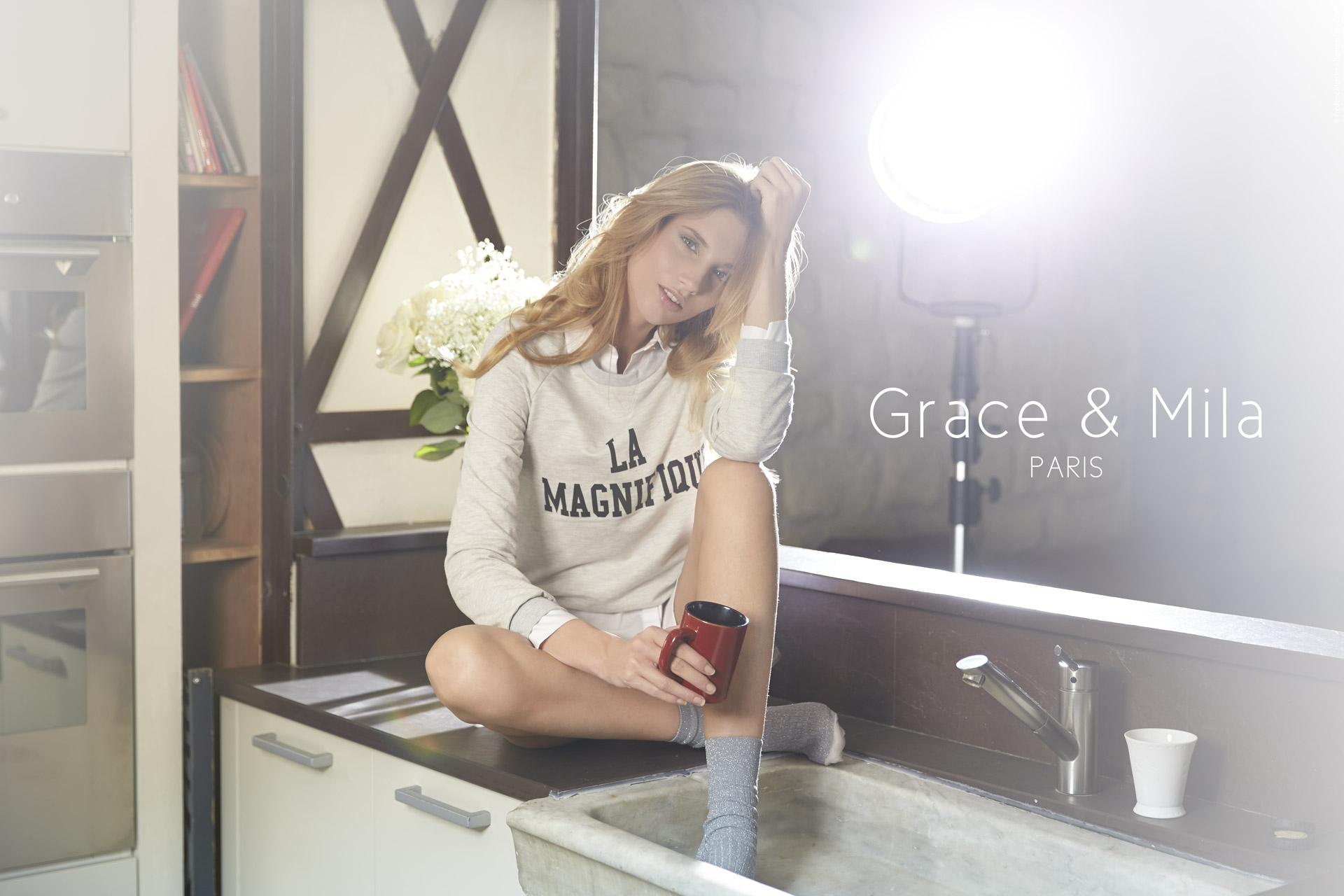 grace mila frederic mercier one color