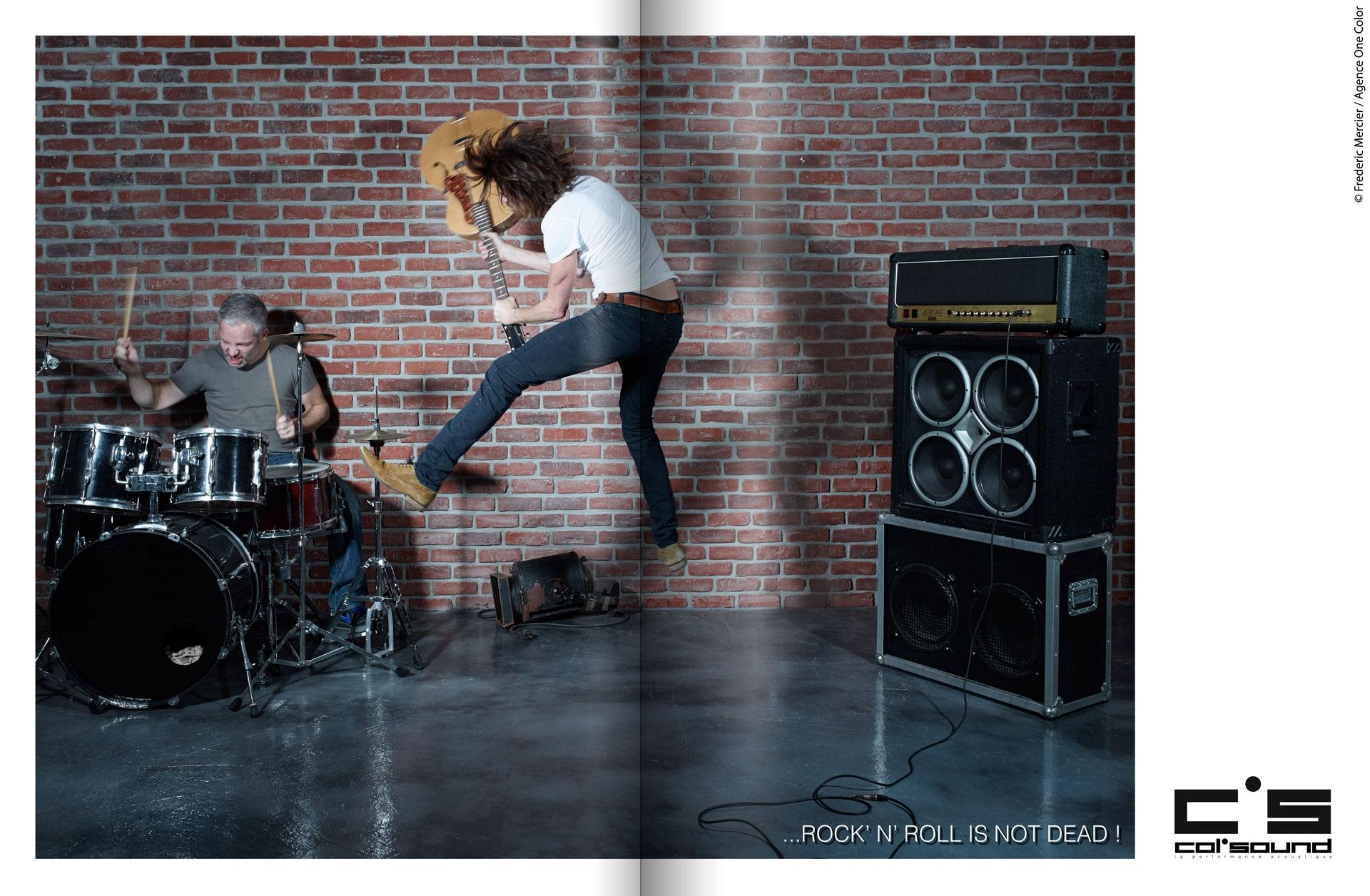 frederic mercier fashion photographer one color pub col sound rock n roll
