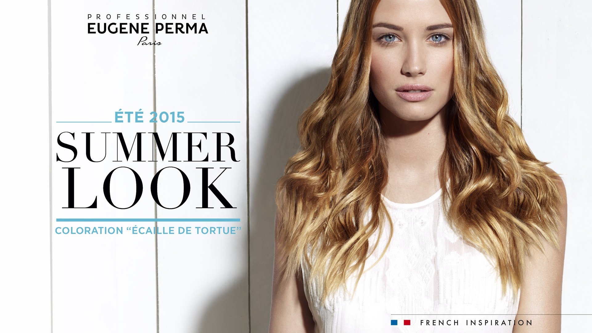 frederic mercier fashion photographer one color eugene perma hair beauty cosmetic make up cheveux beauty cosmetique coloration carmen solaris yzae olaplex essentiel artist petrol hahn summer look
